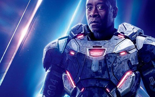 Movie Avengers: Infinity War The Avengers War Machine Don Cheadle HD Wallpaper | Background Image