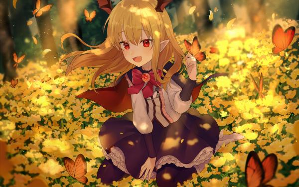 Anime Granblue Fantasy Vampy HD Wallpaper   Background Image
