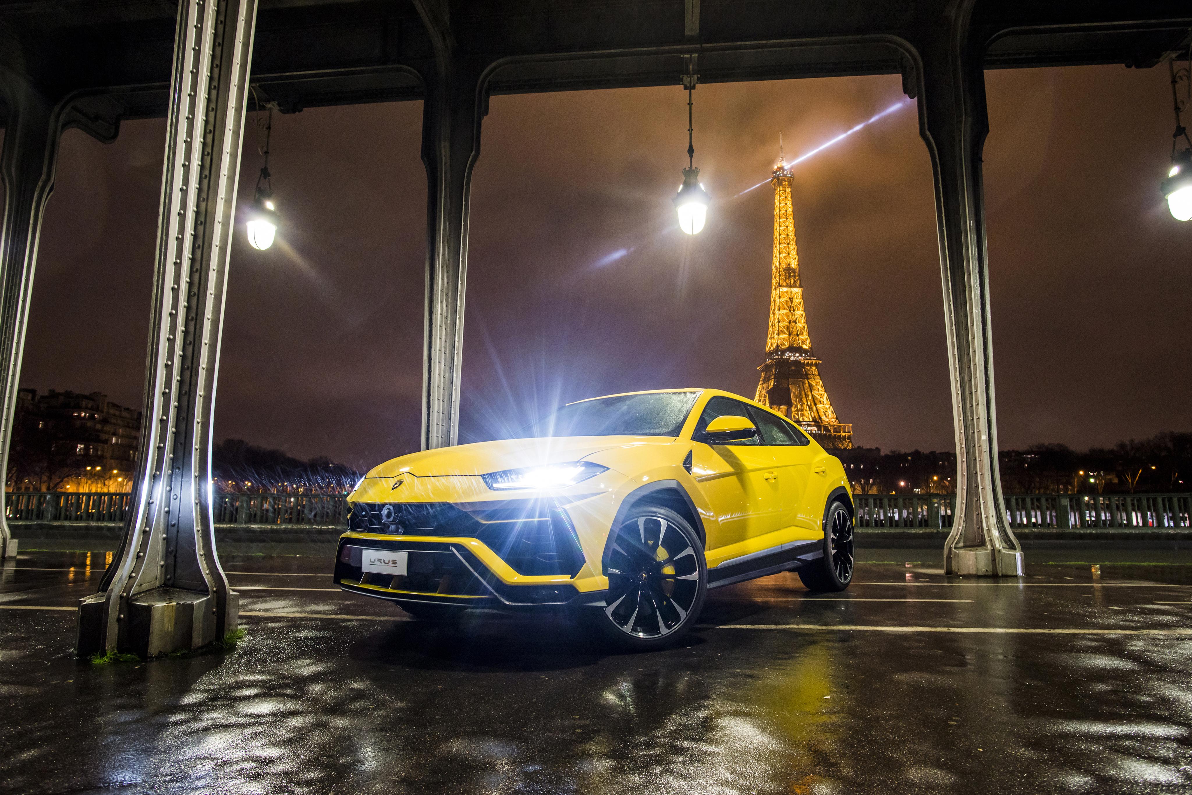 Lamborghini Urus 4k Ultra Hd Wallpaper Background Image