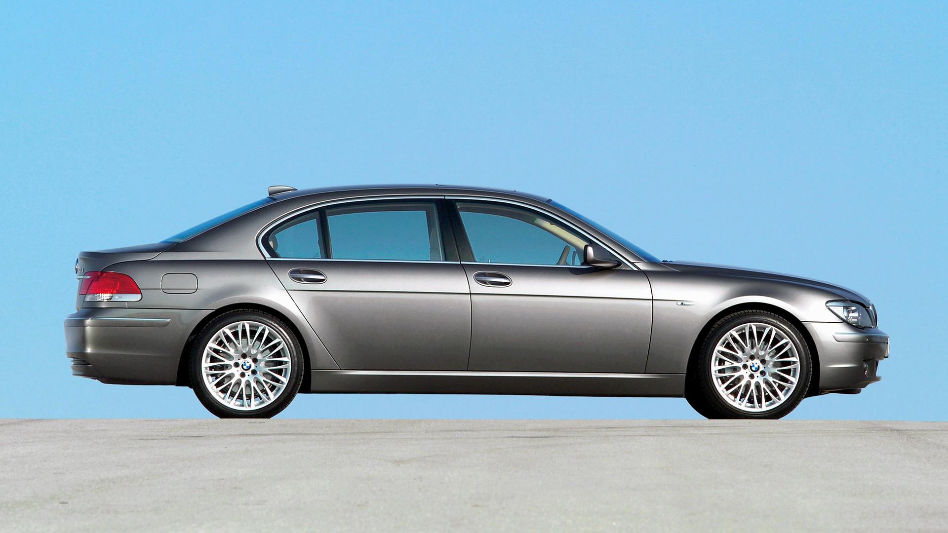 2005 BMW 750Li HD Wallpaper | Background Image | 1920x1080 ...