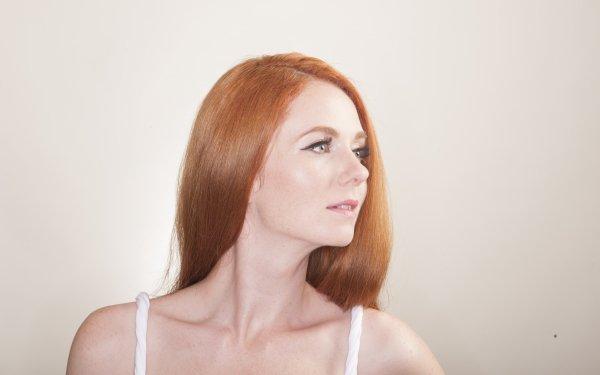 Music Lena Katina Singers Russia Model Redhead Russian Singer Green Eyes HD Wallpaper | Background Image