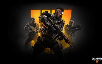 Duty: Black Ops 4 HD Wallpapers
