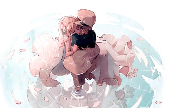 Anime Darling in the FranXX Kokoro Mitsuru HD Wallpaper | Background Image
