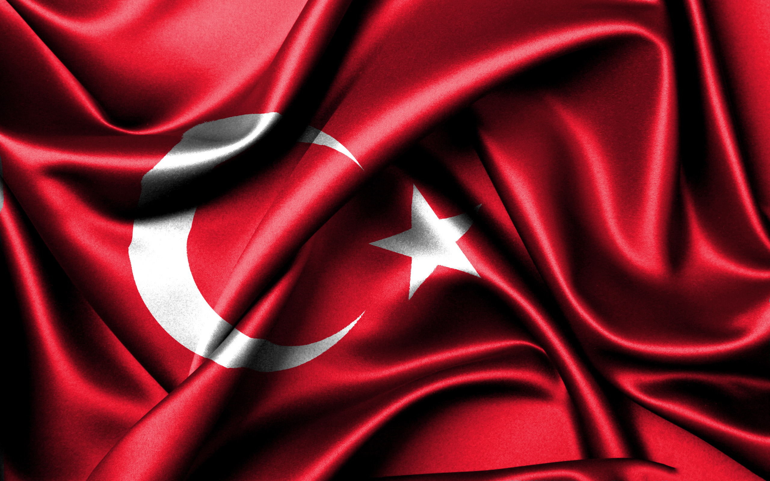 Flag Of Turkey HD Wallpaper