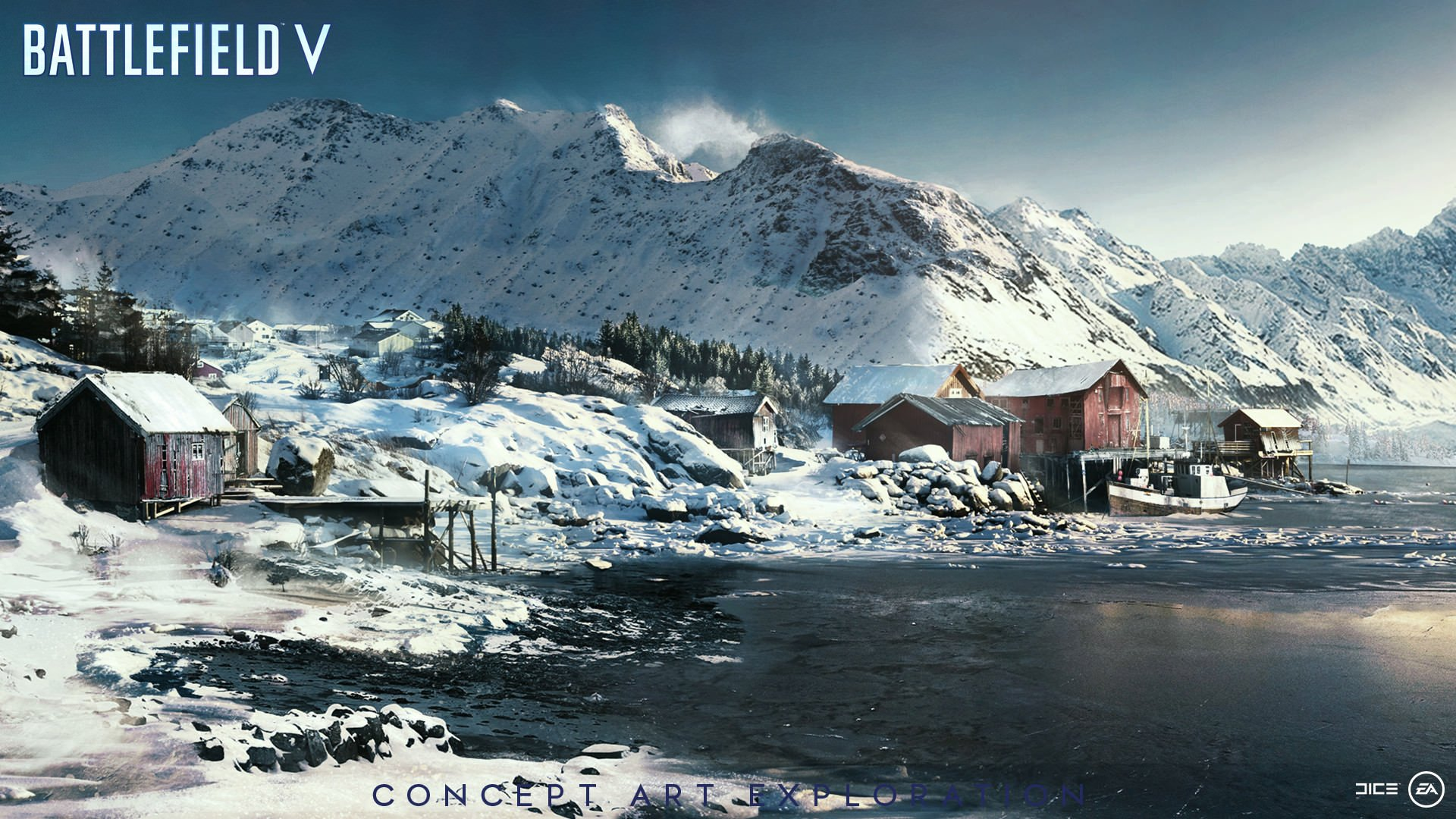 Video Game - Battlefield V Wallpaper