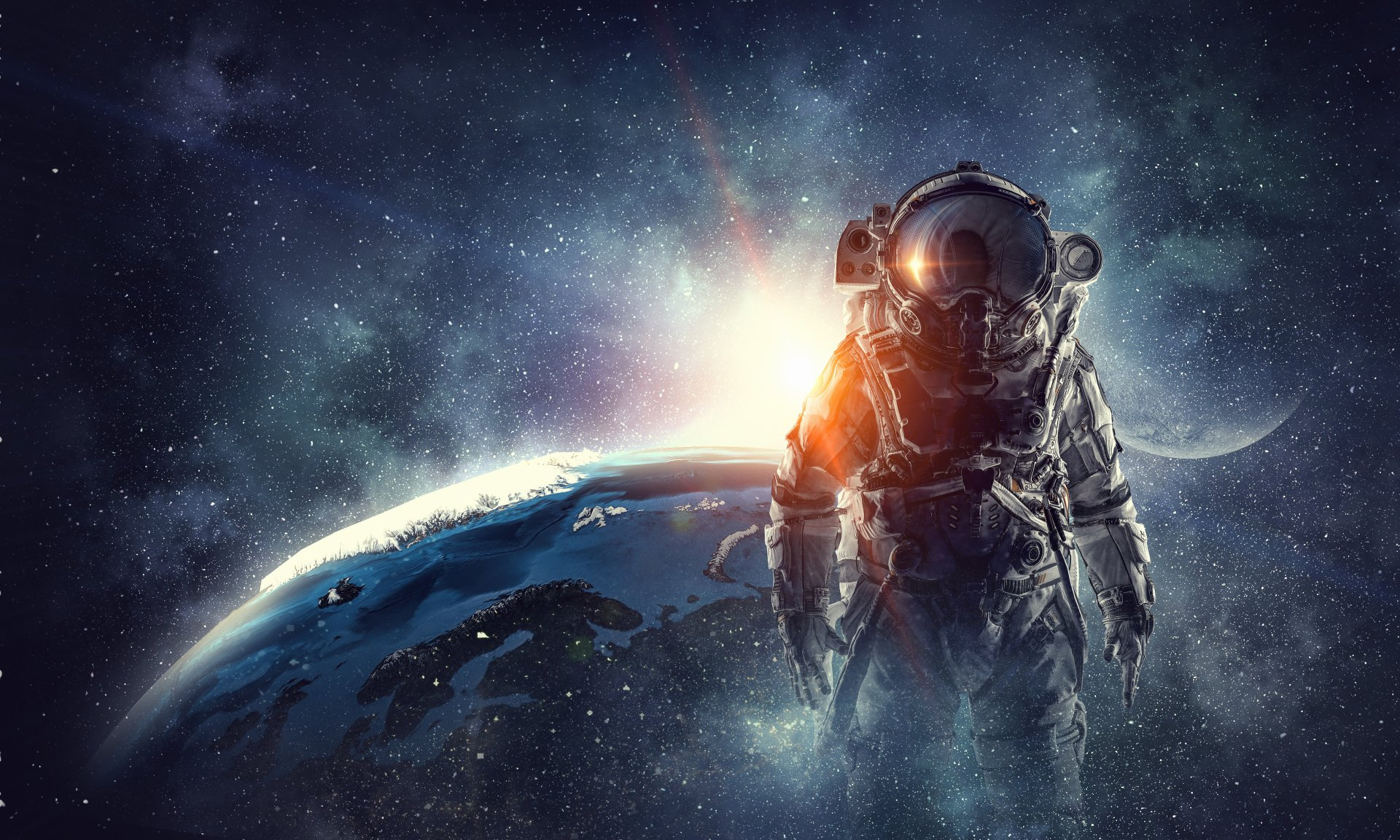 115 4k Ultra Hd Astronaut Wallpapers Background Images Wallpaper Abyss Page 2
