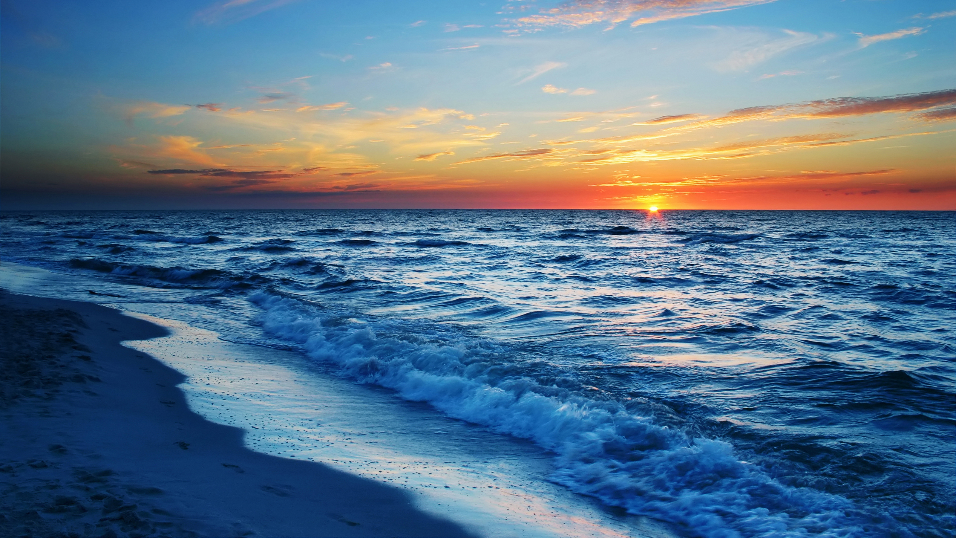 Ocean Hd Wallpaper Background Image 3200x1800 Id 924603 Abyss