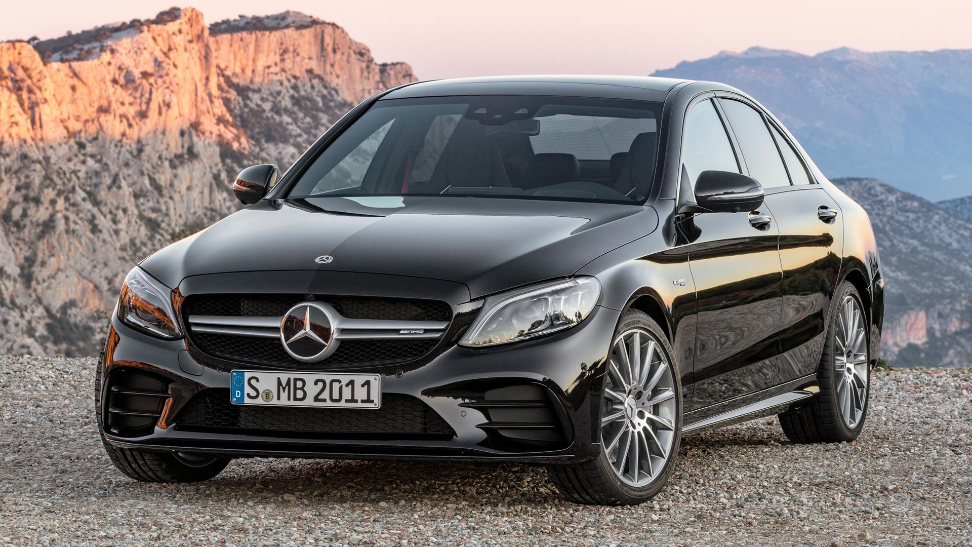 2018 Mercedes-AMG C 43 HD Wallpaper | Background Image ...