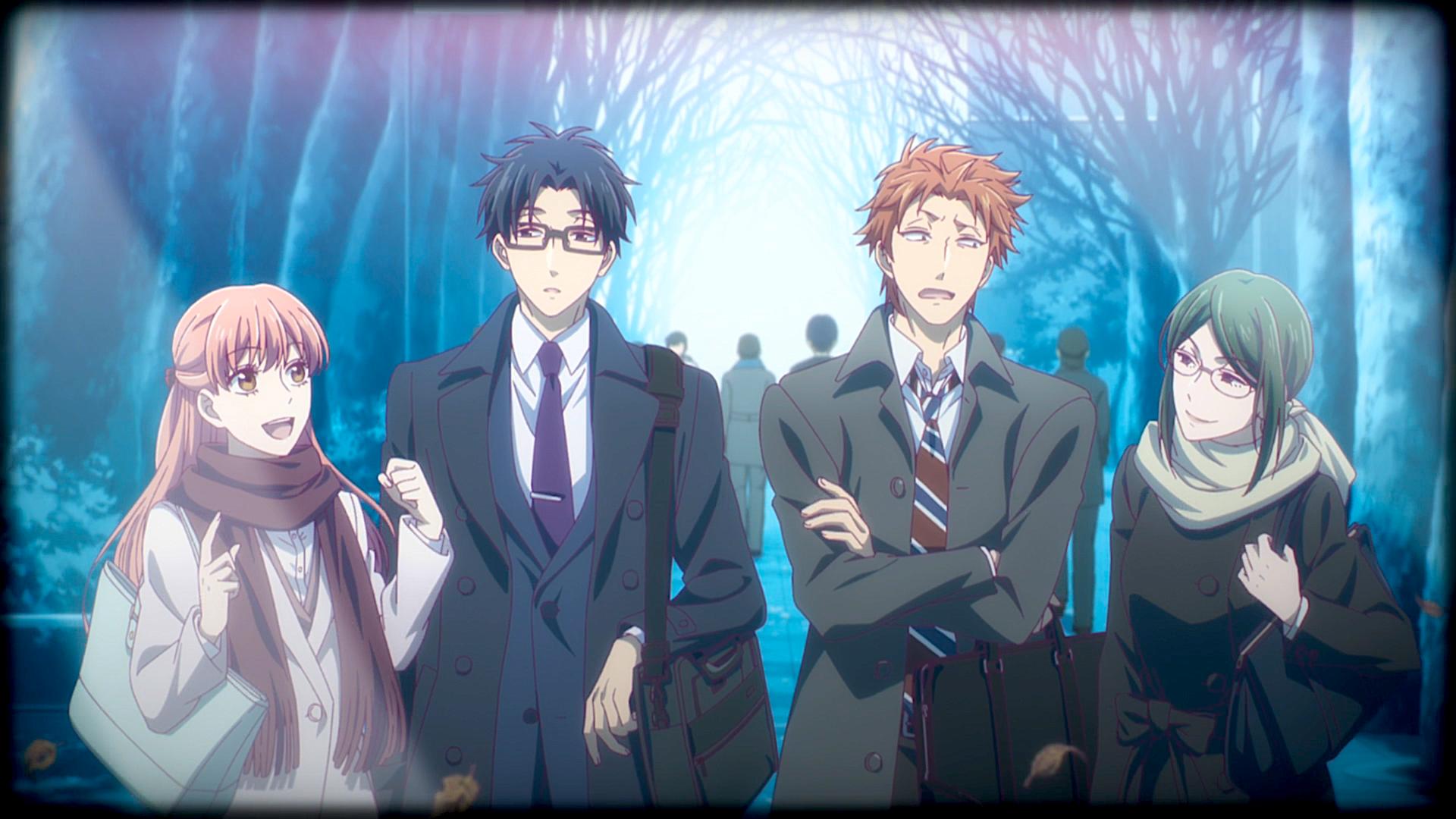 Wotakoi: Love is Hard for Otaku يحصل على حلقة خاصة أوفا OVA