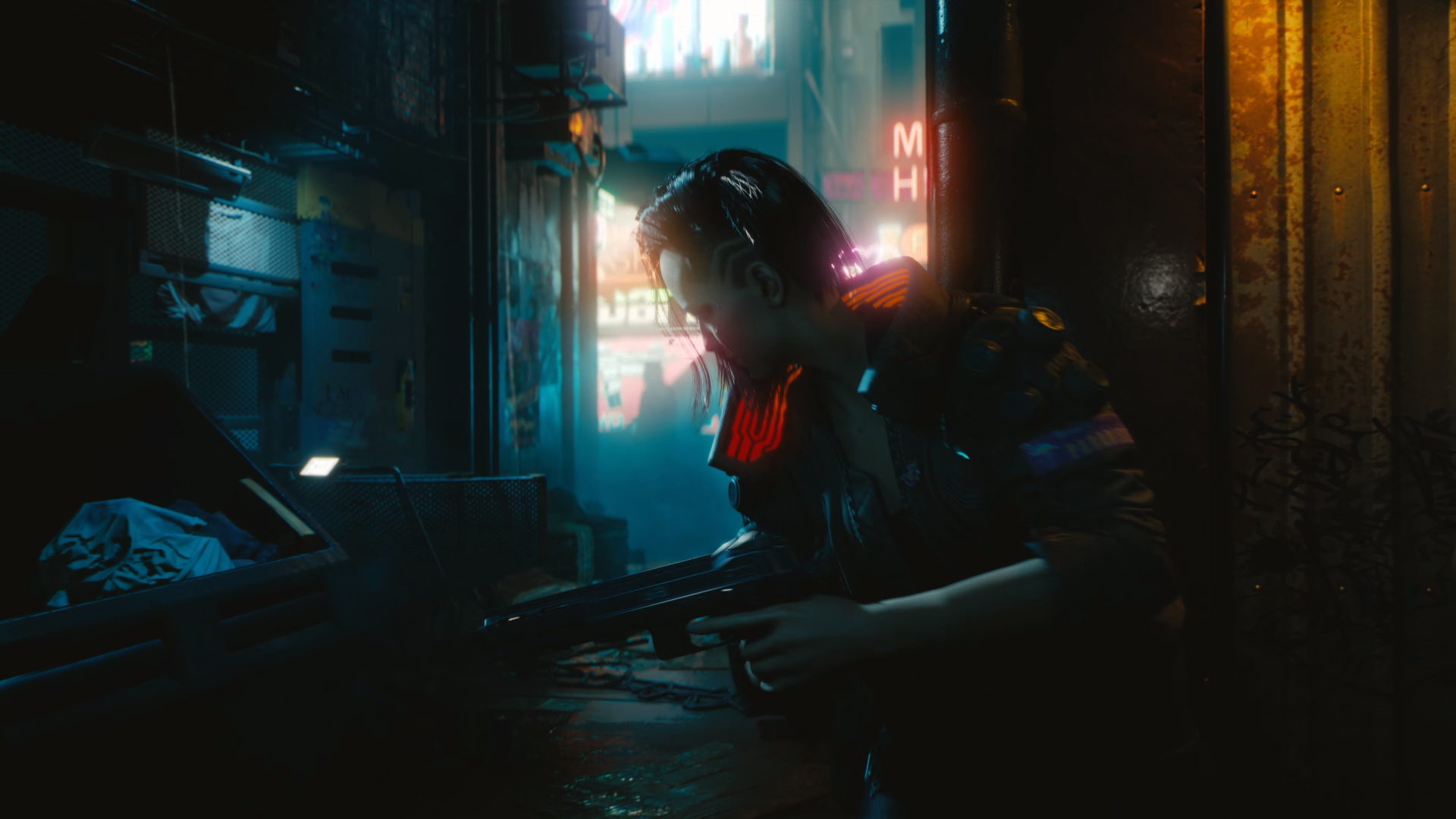 Cyberpunk 2077 4k Ultra HD Wallpaper
