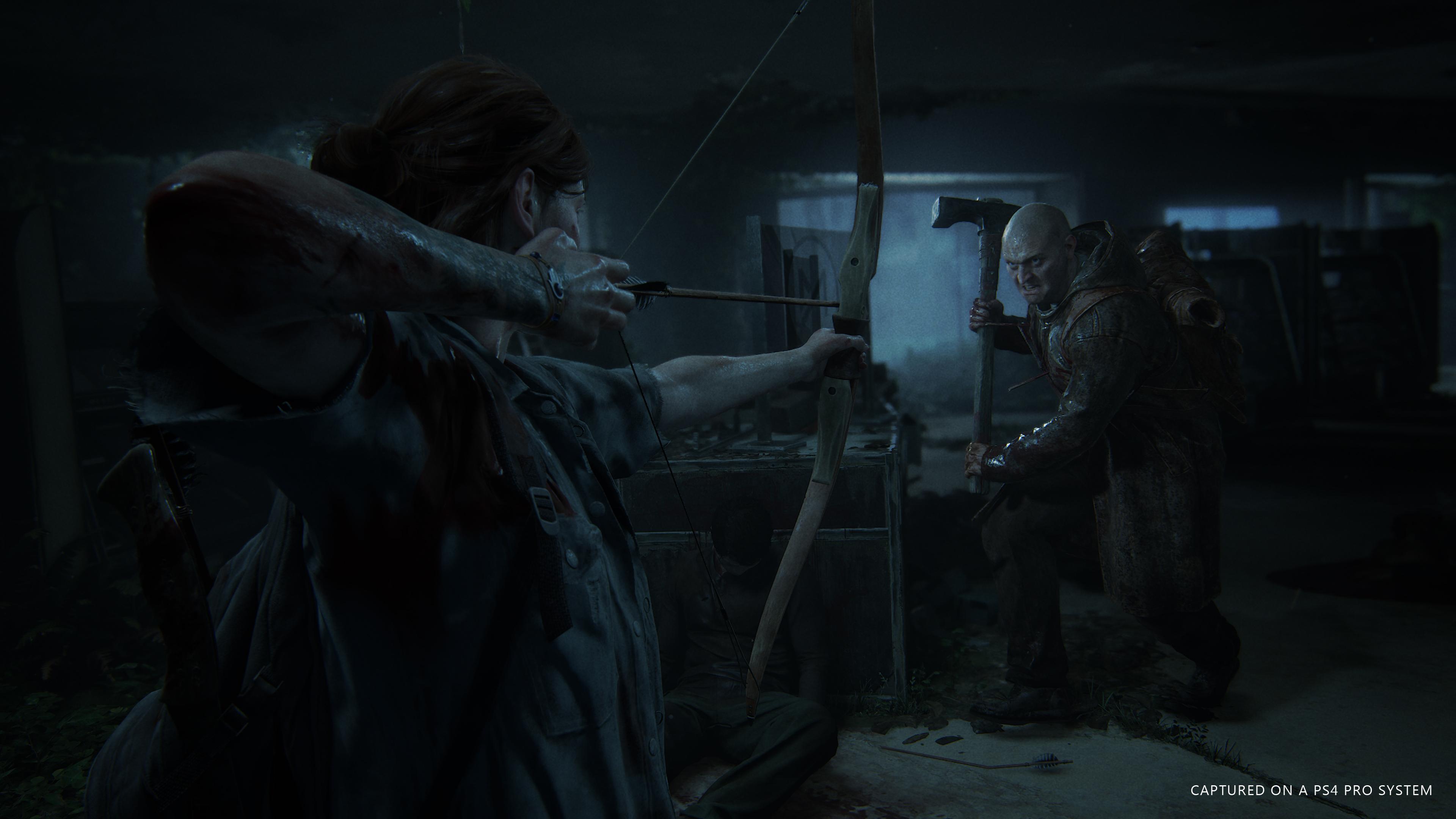 The Last Of Us Part Ii 4k Ultra Fondo De Pantalla Hd Fondo