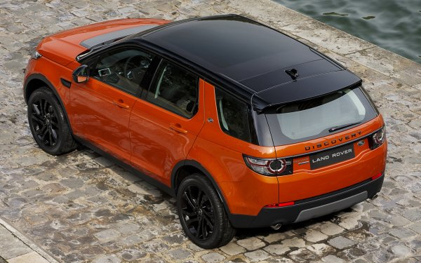 Vehicles Land Rover Discovery Sport Land Rover Land Rover Discovery Sport HSE Luxury Black Design Pack Luxury Car Subcompact Car Crossover Car SUV Red Car Car HD Wallpaper | Background Image