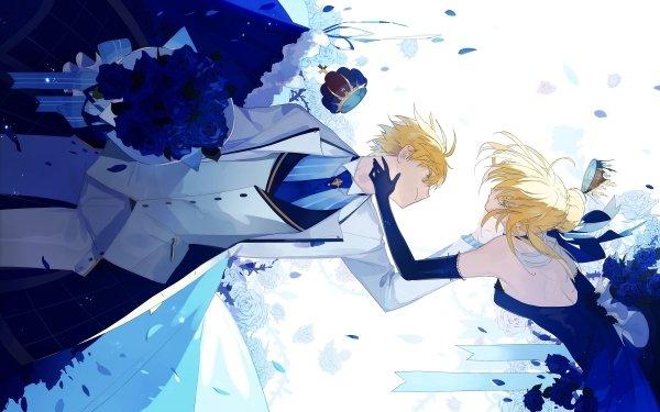 Anime Fate/Grand Order Fate Series Saber Artoria Pendragon Arthur Pendragon HD Wallpaper   Background Image