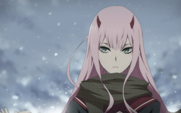 Anime Darling in the FranXX Zero Two HD Wallpaper   Background Image