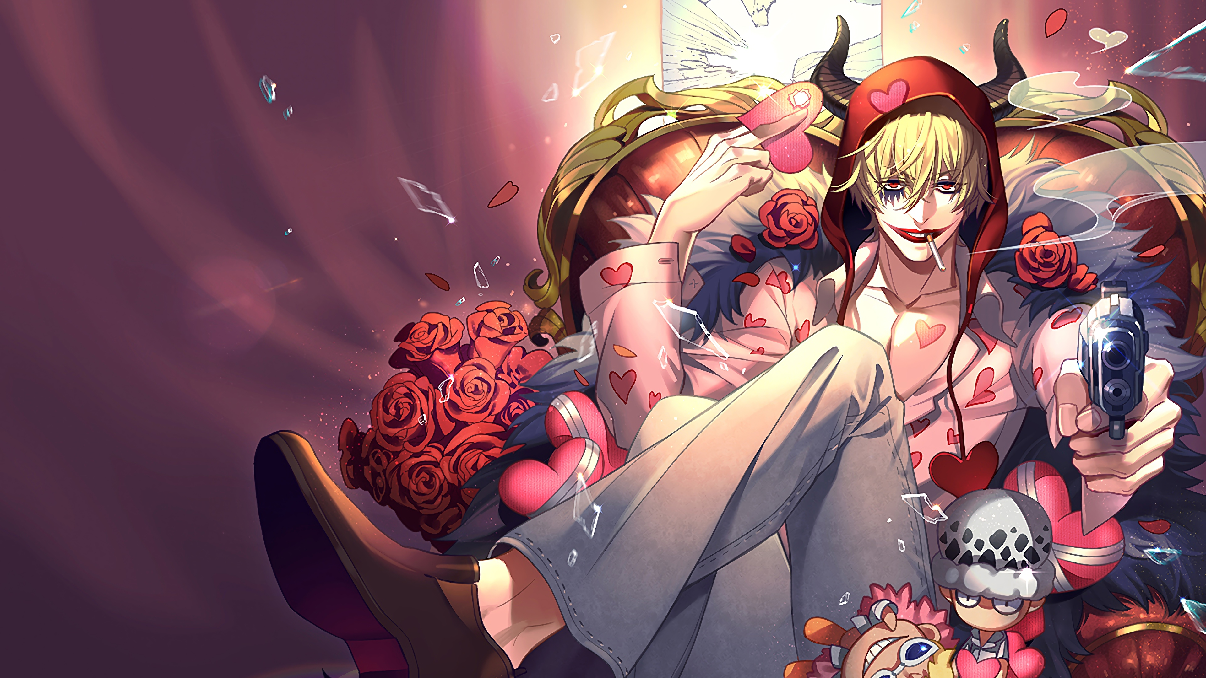 Corazon One Piece Wallpaper Hd