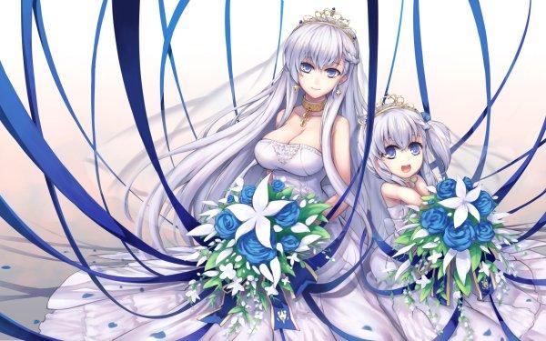 Anime Azur Lane Belfast Belchan HD Wallpaper | Background Image