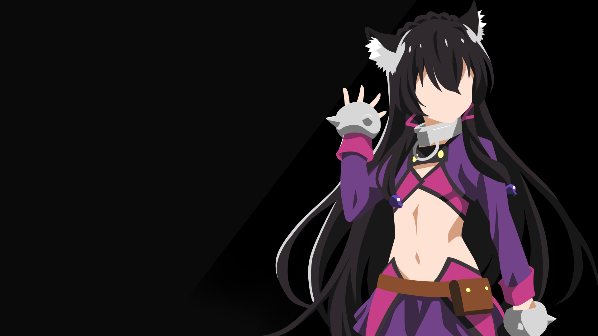 Rem How Not To Summon A Demon Lord Hd Wallpaper Background