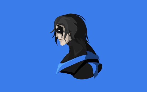 Comics Nightwing HD Wallpaper | Background Image