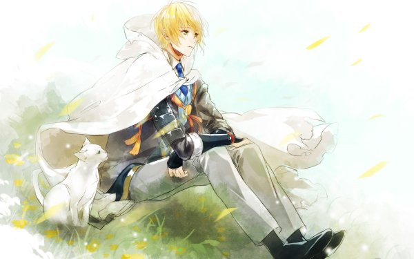 Anime Touken Ranbu Yamanbagiri Kunihiro HD Wallpaper | Background Image