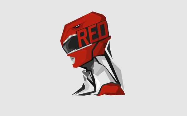 TV Show Power Rangers Red Ranger HD Wallpaper   Background Image