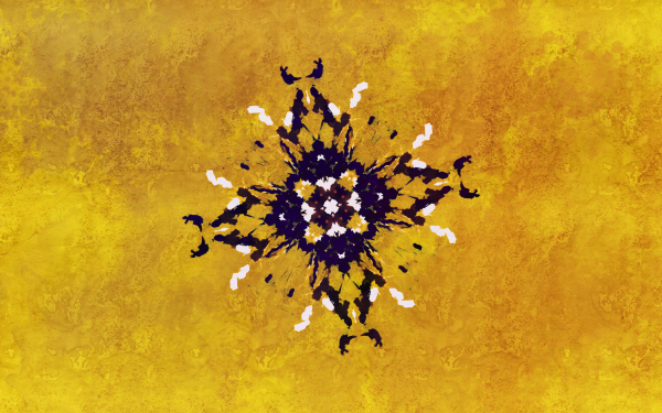 Abstract Artistic Kaleidoscope Texture HD Wallpaper | Background Image