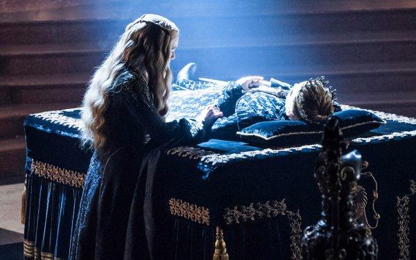 TV Show Game Of Thrones Cersei Lannister Joffrey Baratheon Lena Headey Jack Gleeson HD Wallpaper | Background Image