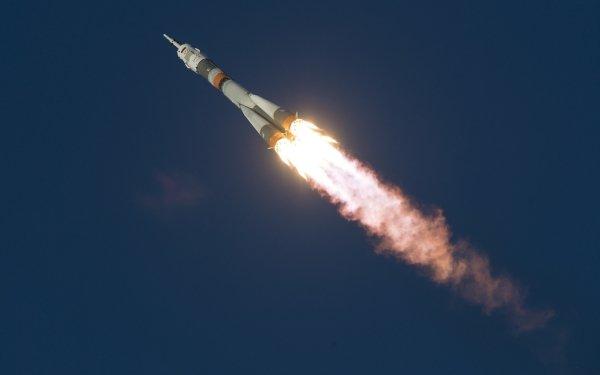 Man Made Rocket HD Wallpaper   Background Image