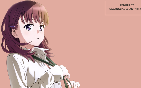 Anime Just Because! Mio Natsume HD Wallpaper | Background Image