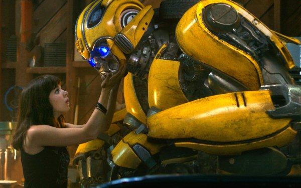 Movie Bumblebee Hailee Steinfeld HD Wallpaper | Background Image