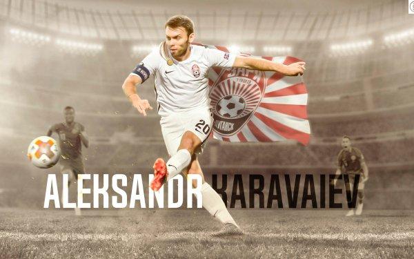 Sports Soccer Oleksandr Karavayev Ukrainian HD Wallpaper | Background Image