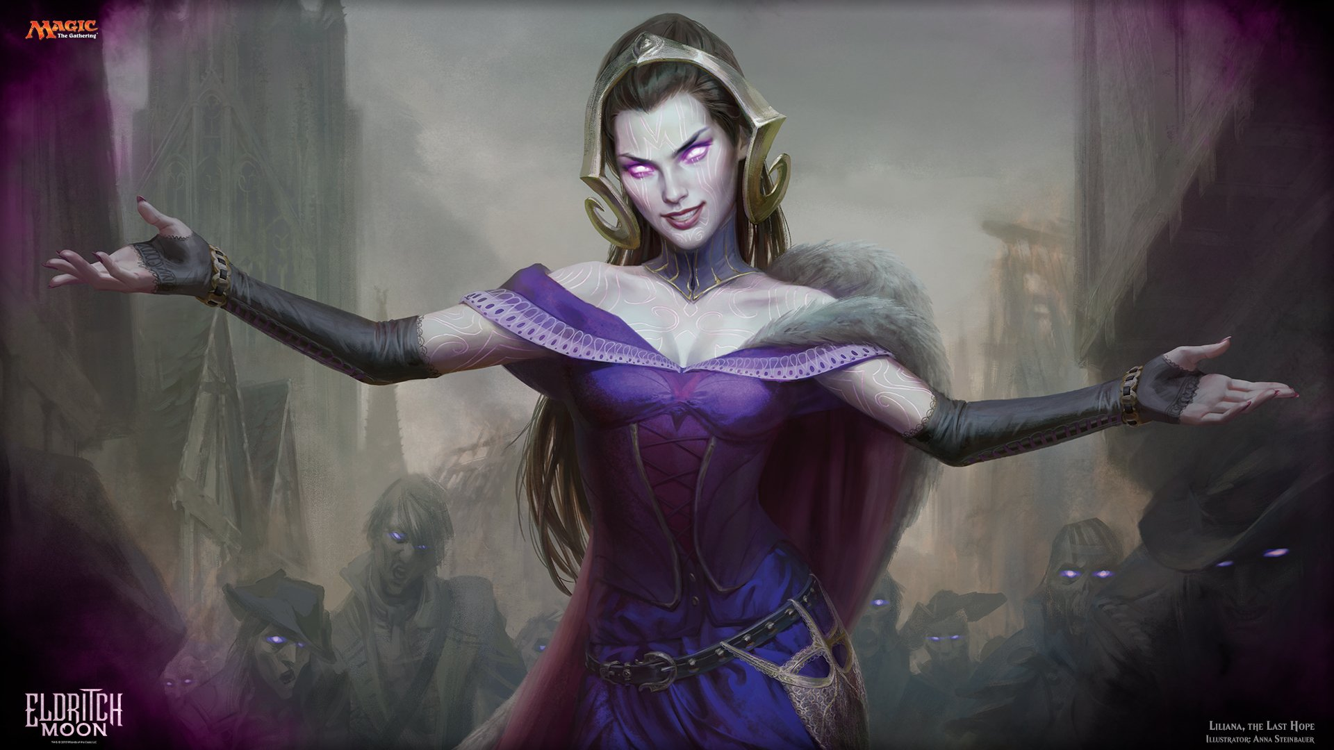 3 Eldritch Moon Magic The Gathering Hd Wallpapers Background