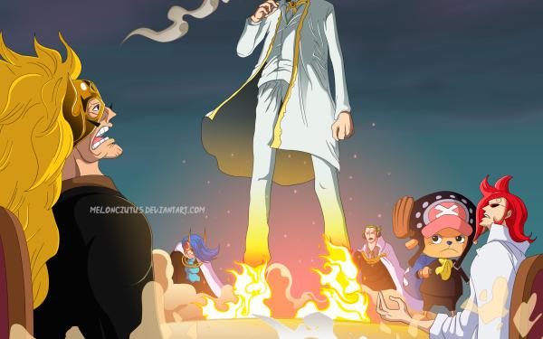 Anime One Piece Sanji Ichiji Vinsmoke Tony Tony Chopper Judge Vinsmoke Yonji Vinsmoke Niji Vinsmoke HD Wallpaper | Background Image