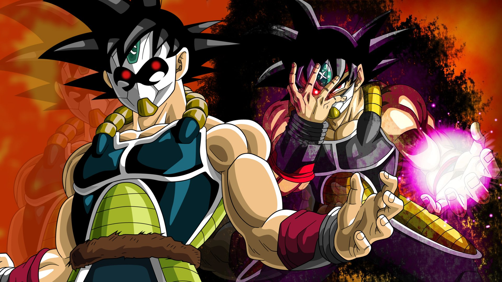 Bardock Hd Wallpaper Background Image 1920x1080 Id 944253 Wallpaper Abyss