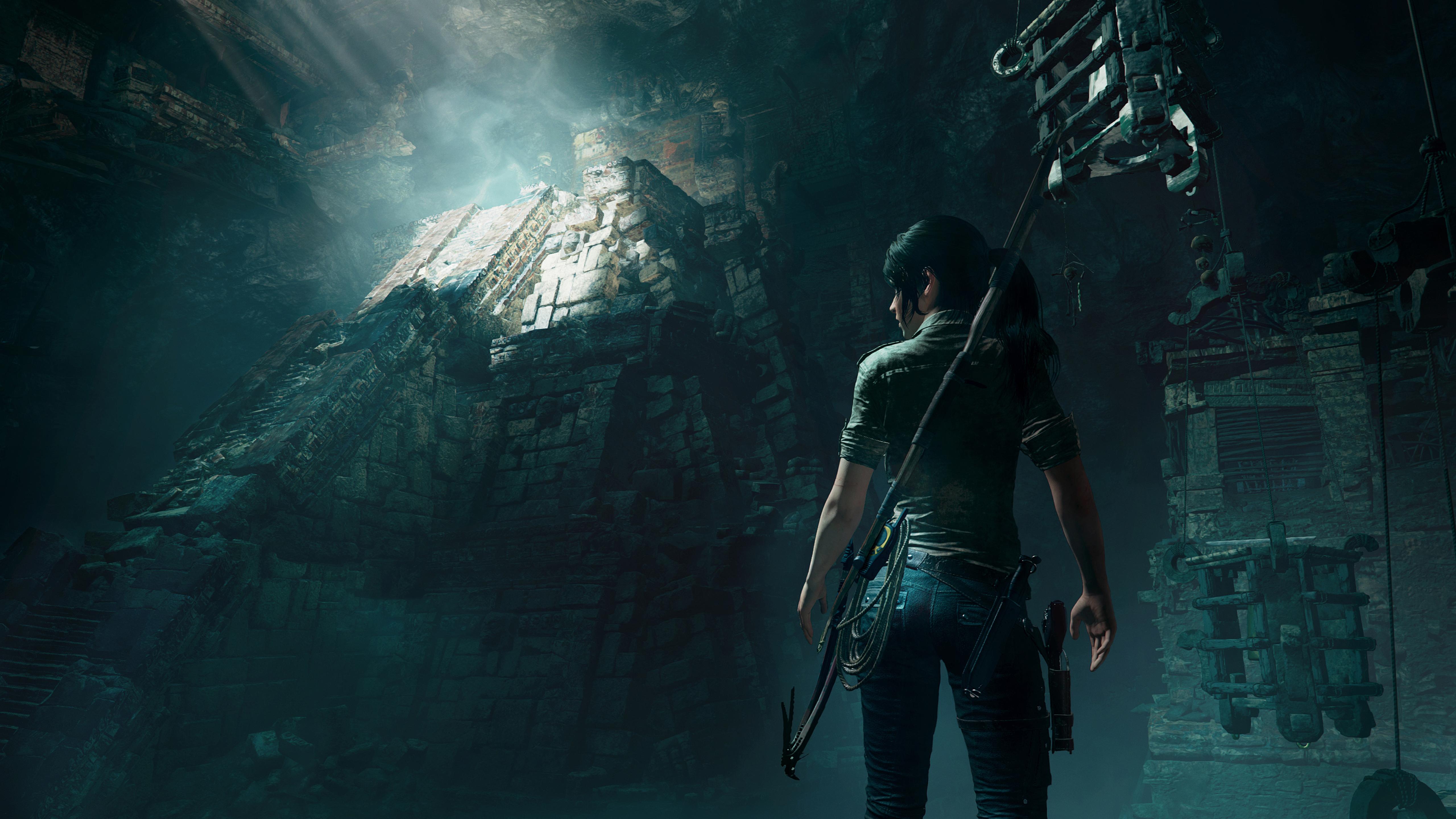 Shadow Of The Tomb Raider 5k Retina Ultra Hd Wallpaper