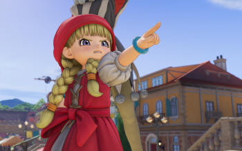 133 Dragon Quest Xi Hd Wallpapers Background Images Wallpaper Abyss