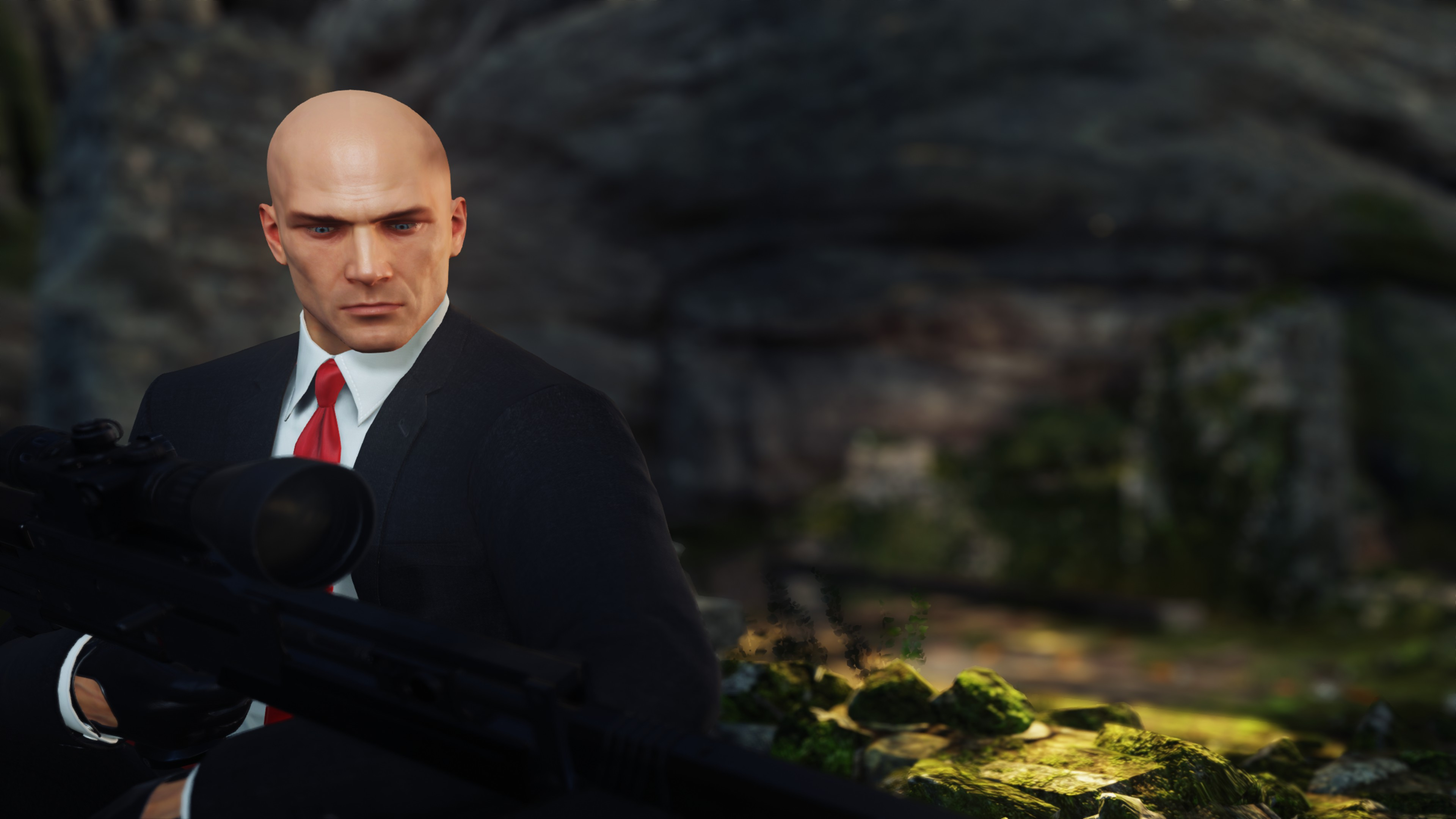 Agent 47 In Autria 2 Hitman Sniper Assassin 4k Ultra Hd Wallpaper Background Image 3840x2160 Id 947362