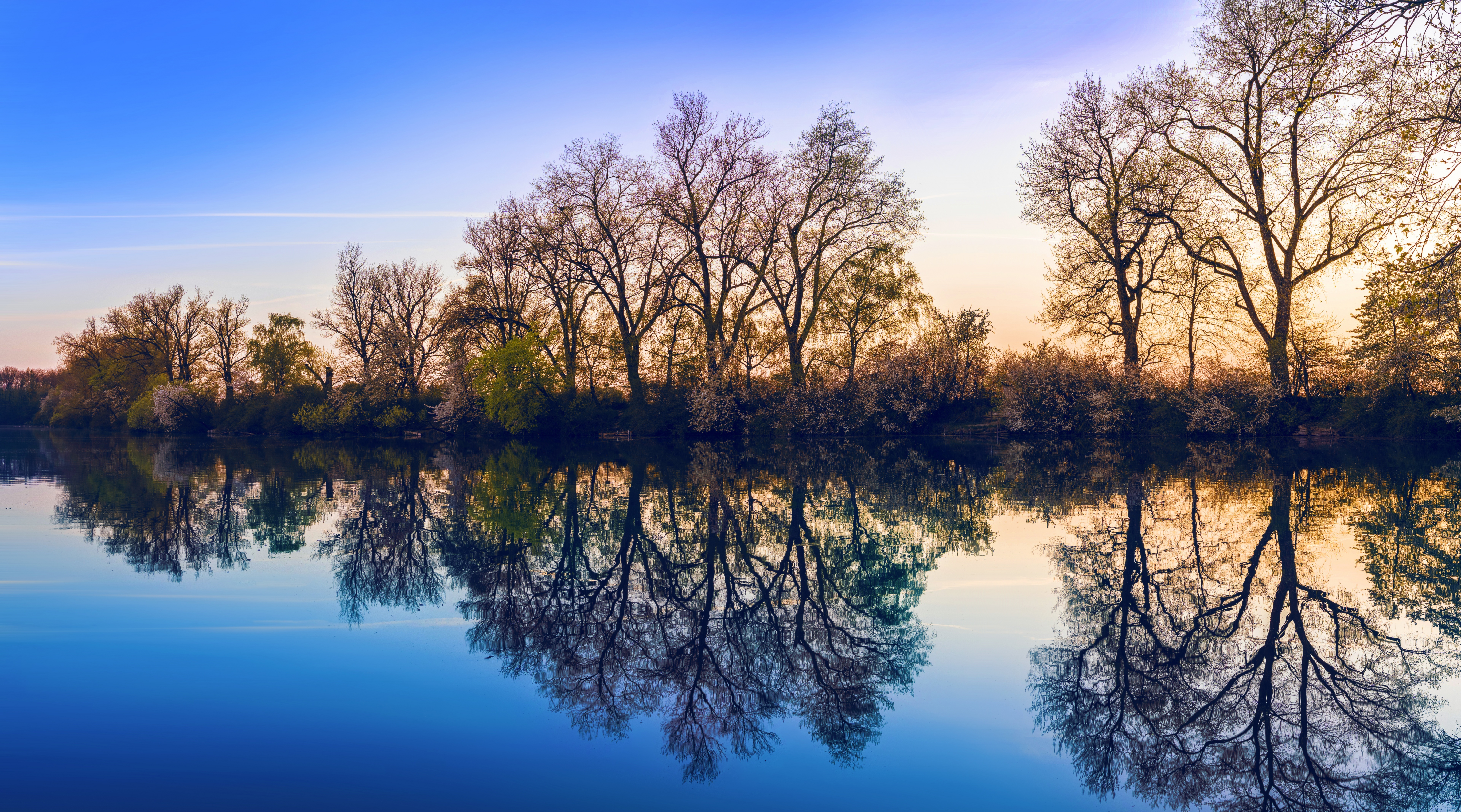Spring Tranquility 12k Ultra HD Wallpaper   Background Image ...