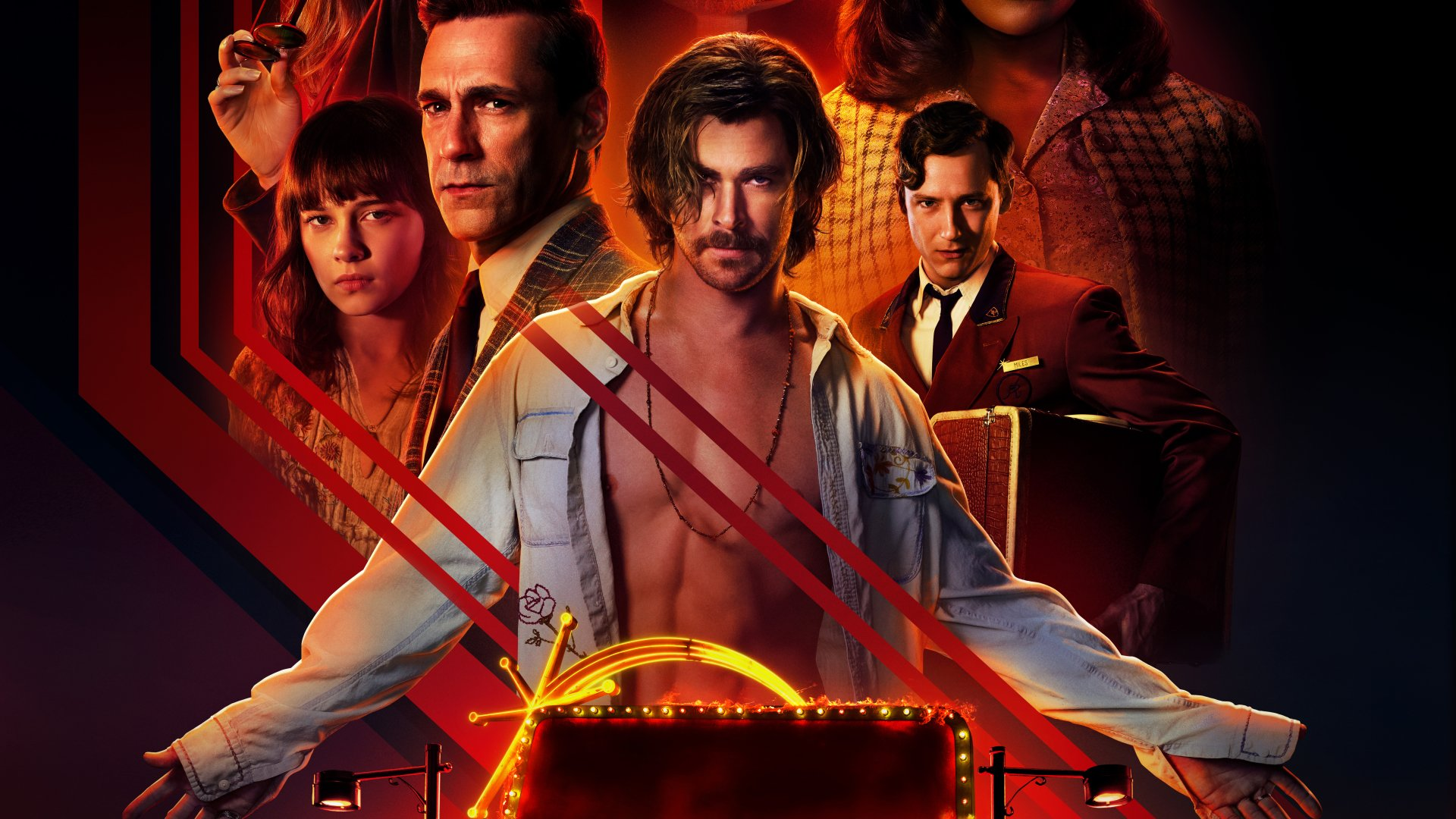 17 Bad Times At The El Royale Hd Wallpapers Background Images