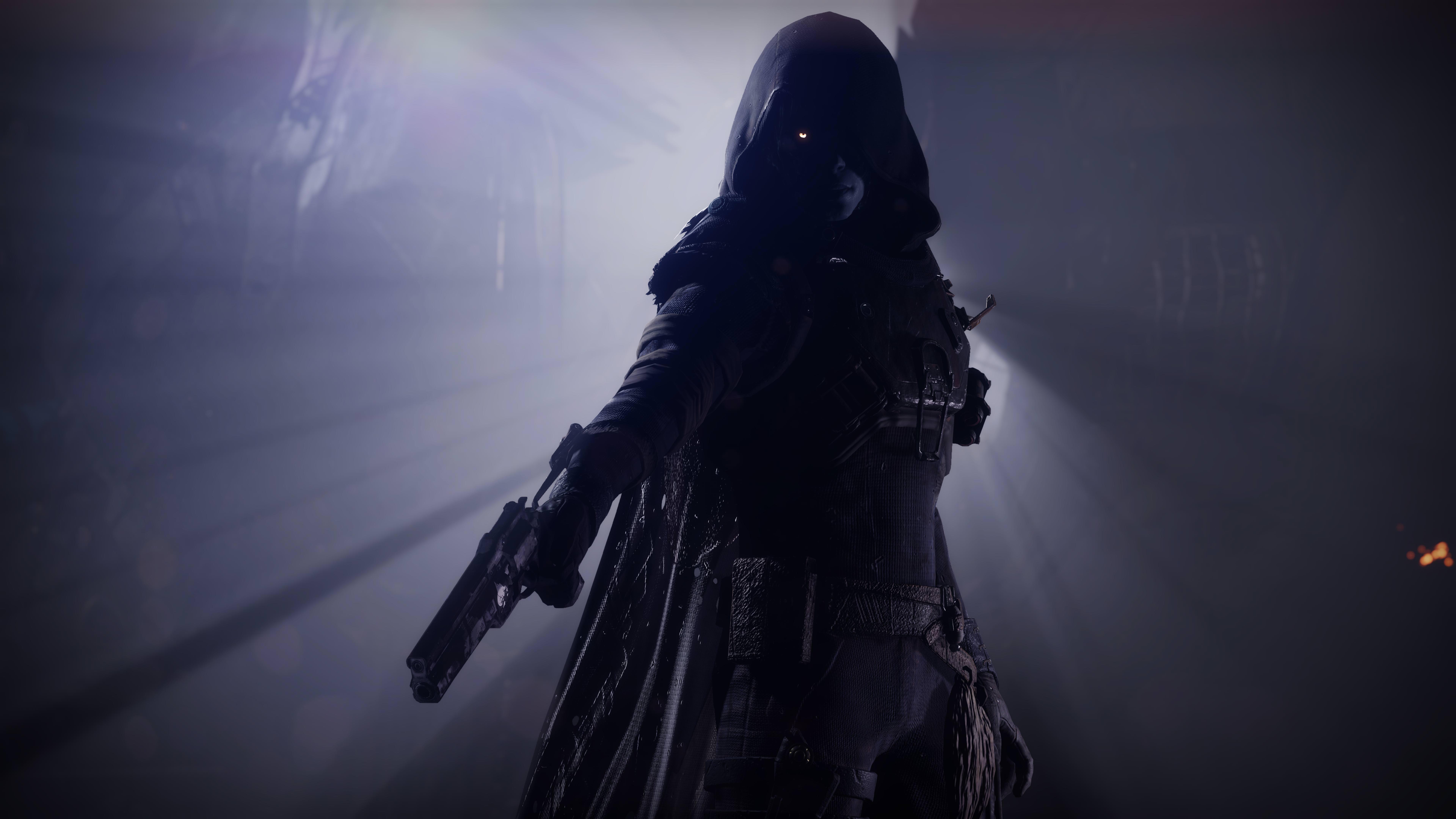 Destiny 2 8k Ultra Fondo De Pantalla Hd Fondo De
