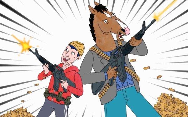 TV Show BoJack Horseman Todd Chavez HD Wallpaper | Background Image