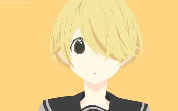 Anime Tanaka-kun is Always Listless Saya HD Wallpaper | Background Image