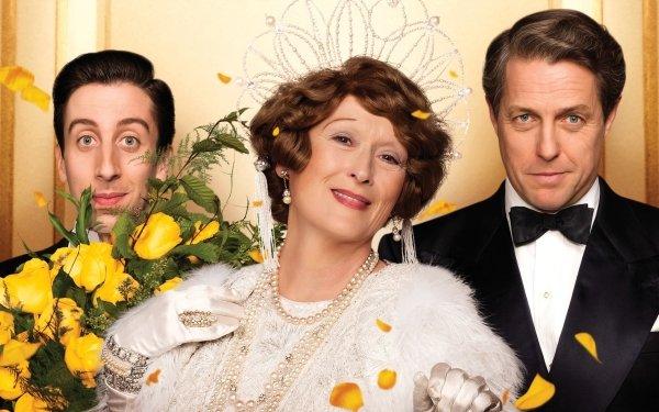 Movie Florence Foster Jenkins Hugh Grant Simon Helberg Meryl Streep HD Wallpaper | Background Image