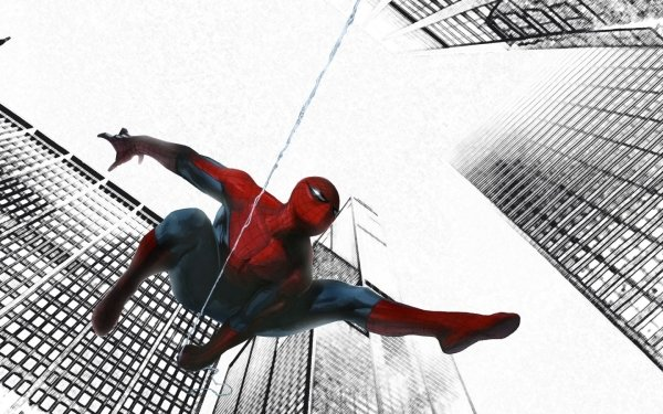 Video Game Spider-Man: Web of Shadows Spider-Man HD Wallpaper | Background Image