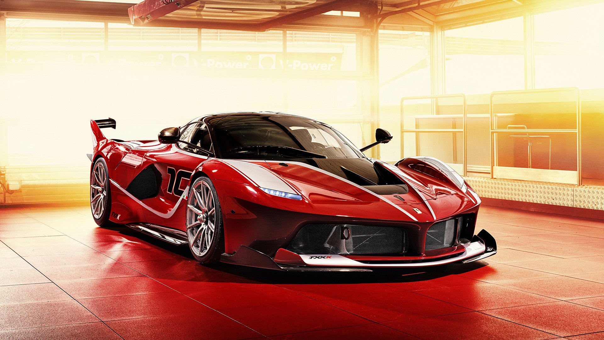 30+ Ferrari FXX-K HD Wallpapers | Background Images