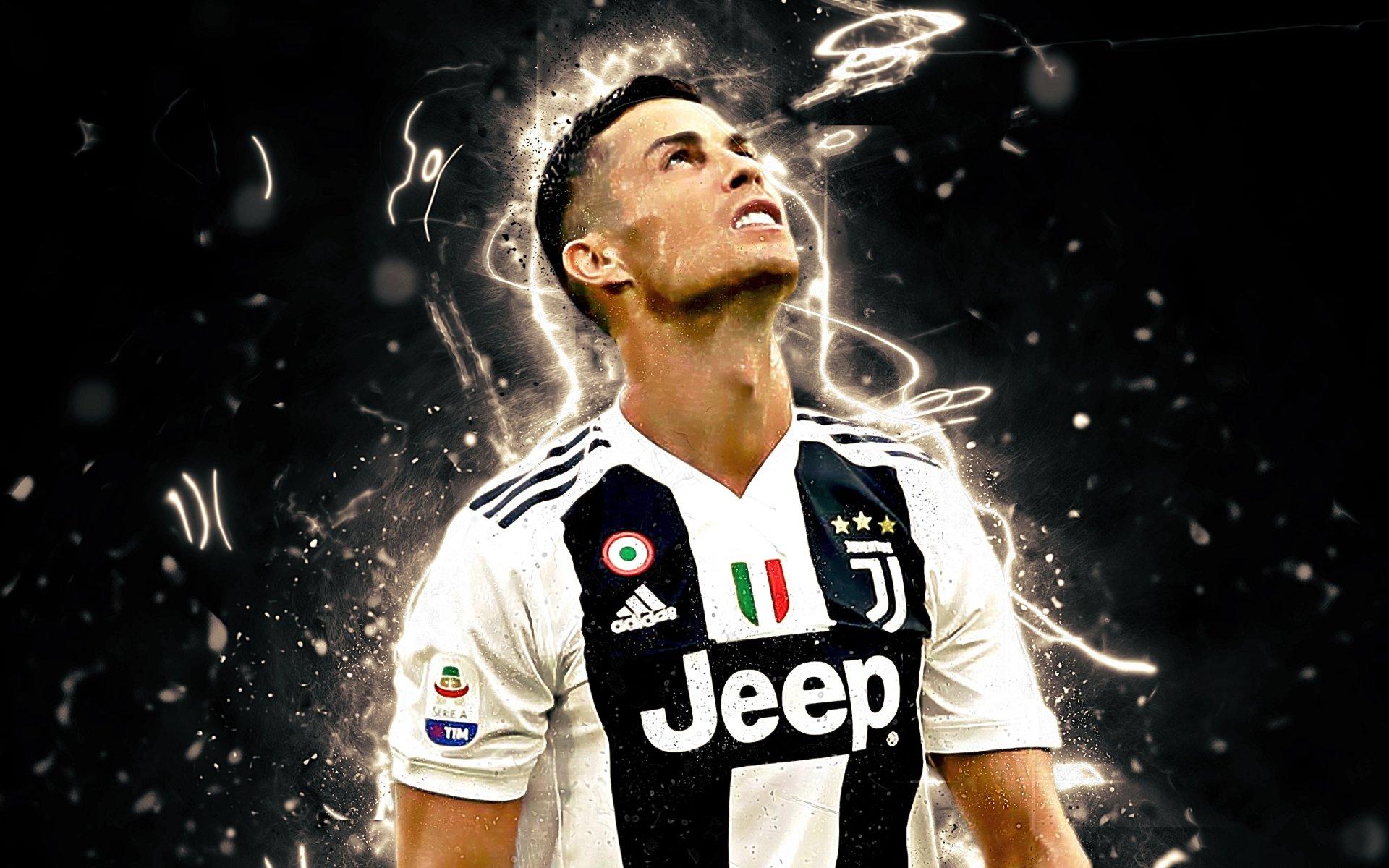 Fondos De Pantalla De Cristiano Ronaldo: Cristiano Ronaldo - Juventus Fondo De Pantalla HD