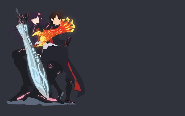 Anime Twin Star Exorcists Benio Adashino Rokuro Enmadou HD Wallpaper   Background Image
