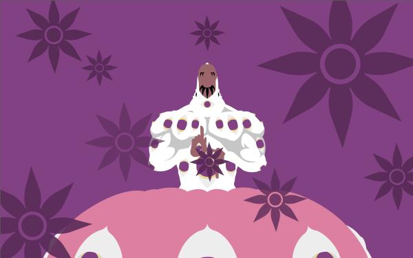 Anime Bleach Zommari Rureaux HD Wallpaper | Background Image