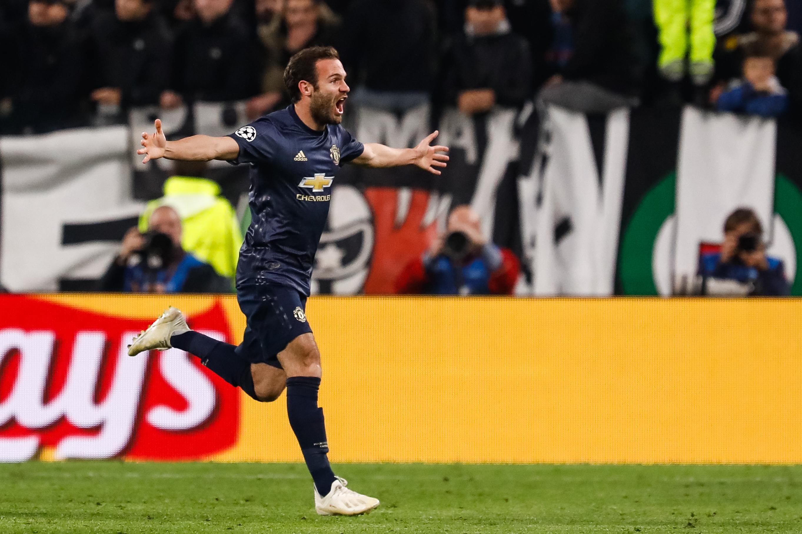 Juan Mata - Manchester United HD Обои
