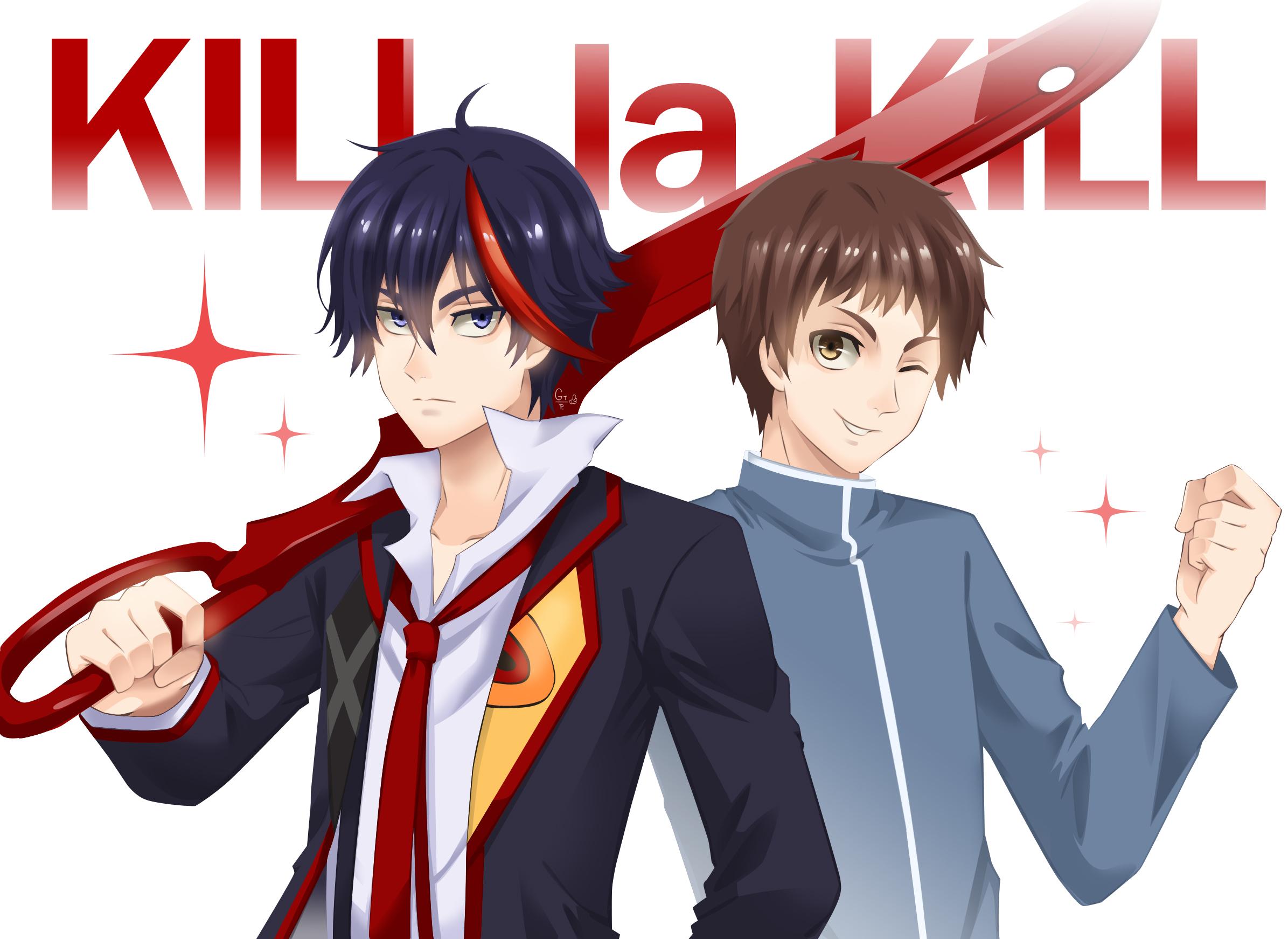 Kill La Kill Hd Wallpaper Background Image 2391x1742 Id