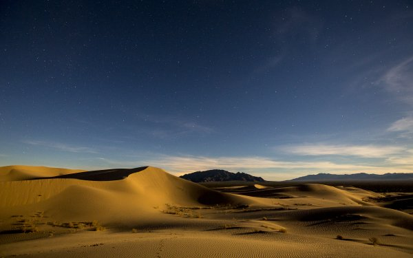Earth Desert Nature Landscape Sand Dune Sky HD Wallpaper   Background Image